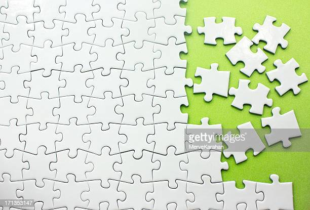 puzzle - jigsaw piece stock pictures, royalty-free photos & images
