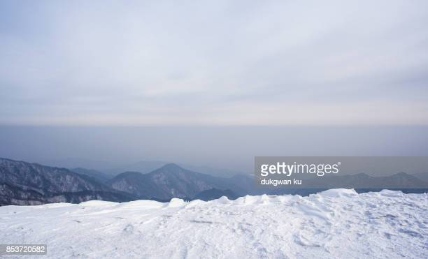 PyeongChang National Park Winter