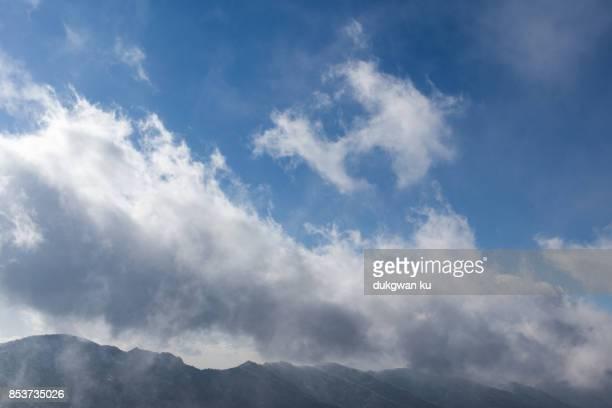 PyeongChang National Park Winter