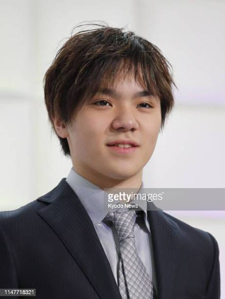 Pyeongchang Olympic figure skating silver medalist Shoma Uno seen in this file photo said on his official website on June 3 that he will part ways...