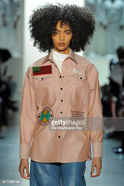 Pyer Moss Fall Winter 2018-19 Collection.