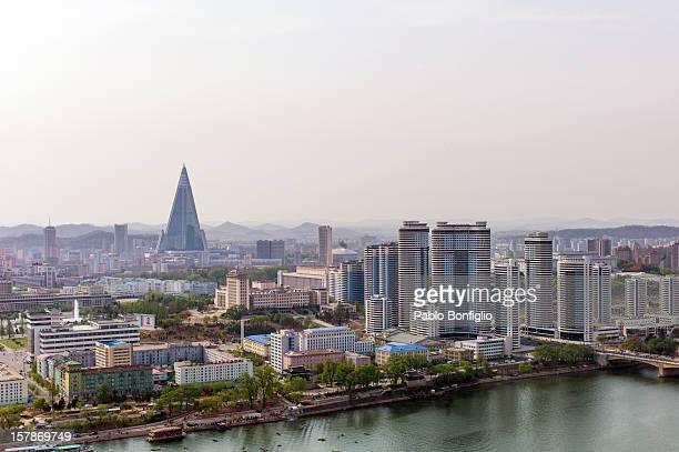 pyongyang - pyongyang stock-fotos und bilder