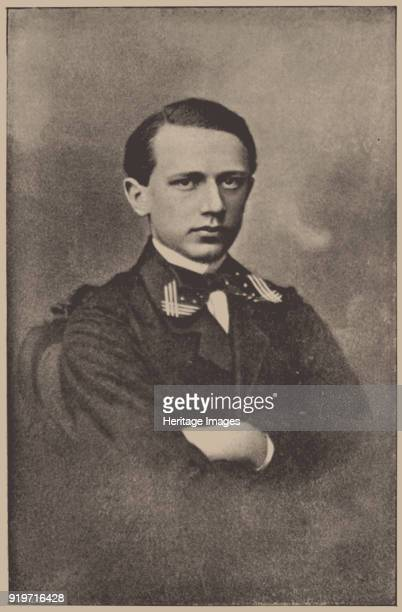 Pyotr Ilyich Tchaikovsky 1863 Found in the Collection of State P Tchaikovsky Memorial Museum Moscow