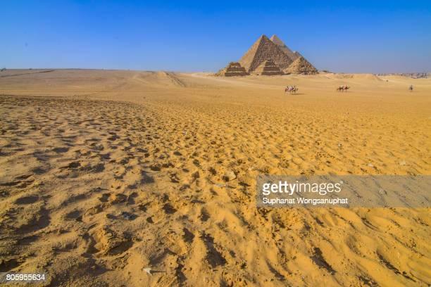 Pyramid in Giza