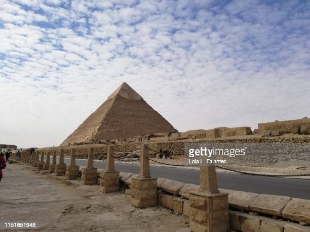 Pyramid of Khafre, Giza