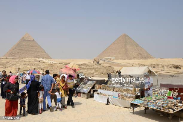 Pyramid of Khafre of Giza The Pyramid of Khafre also known as the Pyramid of Chephren is the secondtallest and secondlargest of the Ancient Egyptian...