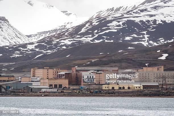Pyramiden, Svalbard.