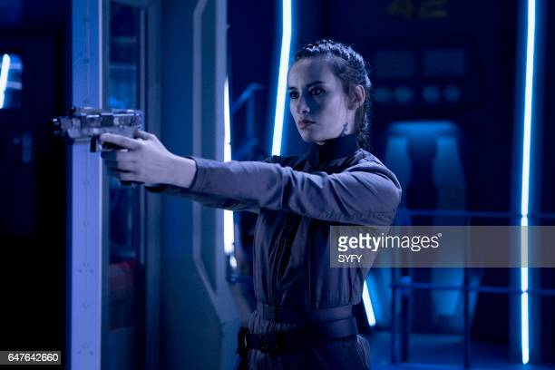 THE EXPANSE Pyre Episode 208 Pictured Cara Gee as Drummer