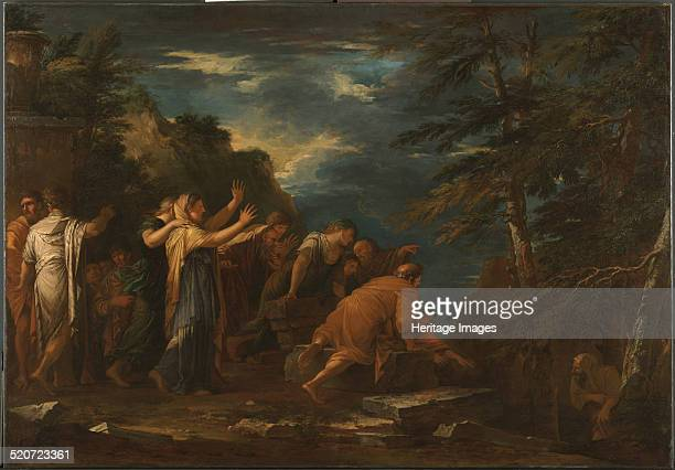 Pythagoras Emerging from the Underworld Found in the collection of Kimbell Art Museum