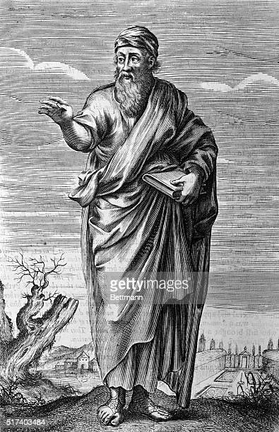 Pythagoras founder of a school of physiciannaturalists in Crotona Italy ca 529