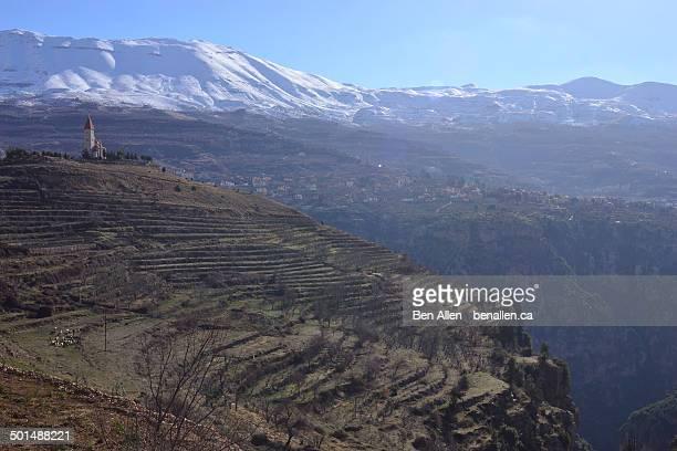 Qadisha Valley, Lebanon