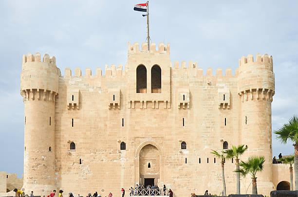 Qaitbay Citadel Alexandria