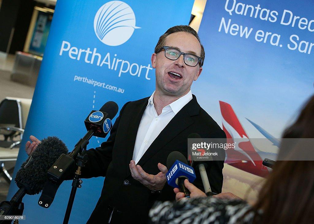 Qantas Announces New Non-Stop Perth to London Route