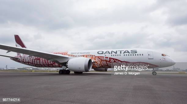 26 Qantas Launch Their First Non Stop Flight From Australia