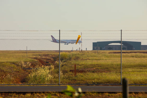 AUS: First Repatriation Flight From India Arrives In Darwin After Government Lifts Travel Ban