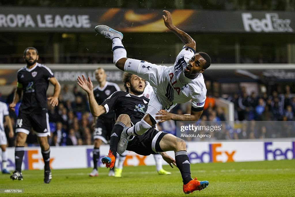 Tottenham vs Qarabag FK - UEFA Europa League : News Photo