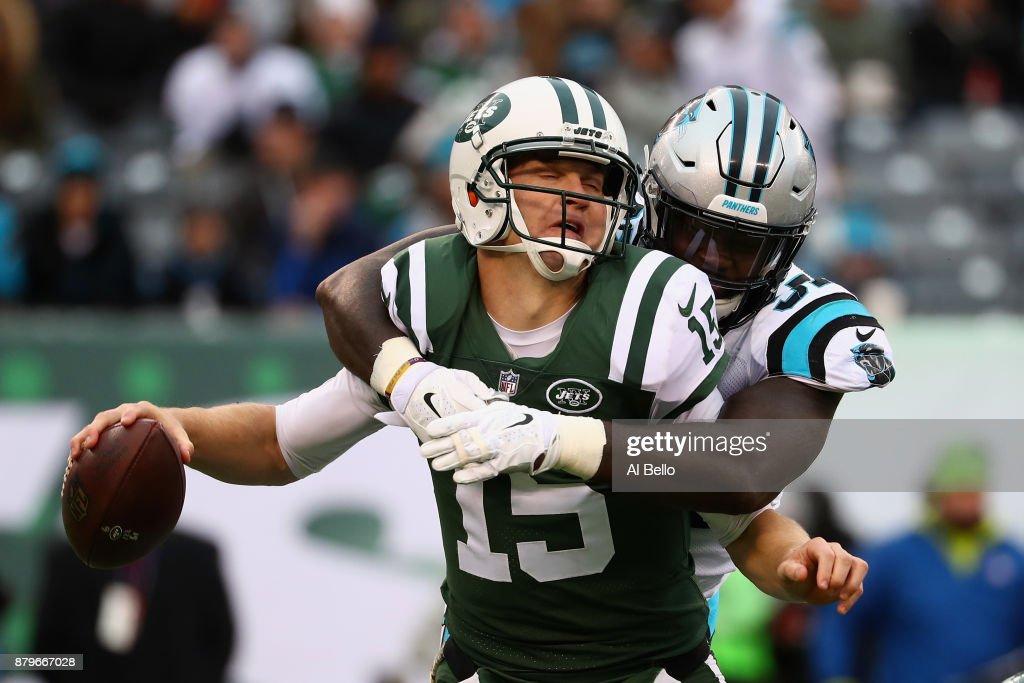 Carolina Panthers vNew York Jets