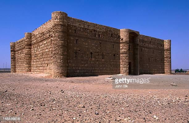 Qasr Kharana desert castles dating from 710 AD.