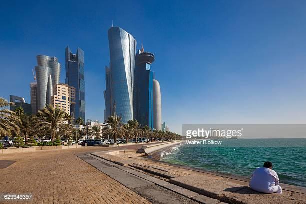 Qatar, Doha, Exterior