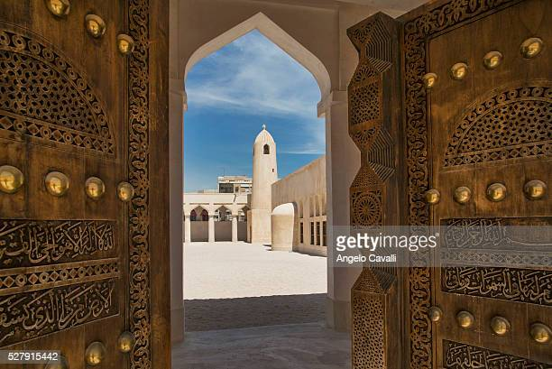 qatar. doha. - doha stock pictures, royalty-free photos & images