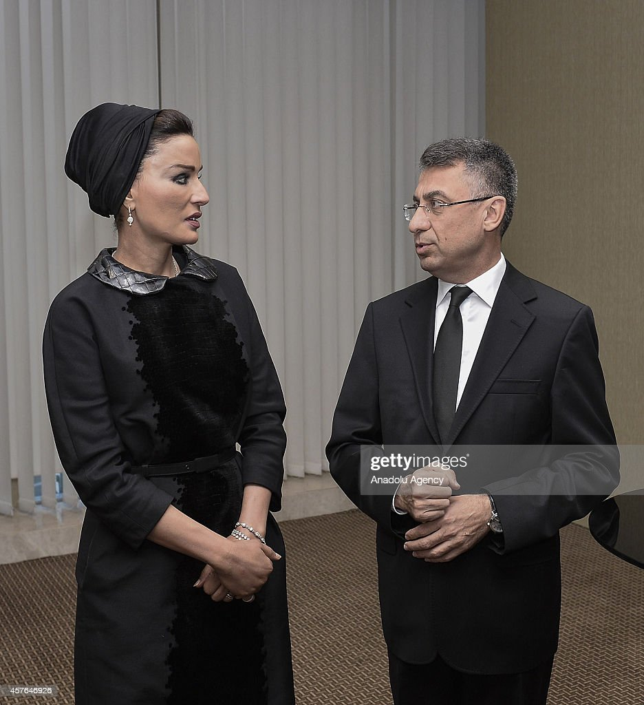 Good-will agreement between Turkey and Qatar : News Photo