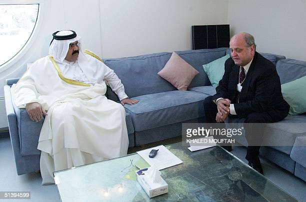Qatari Emir Sheikh Hamad bin Khalifa alThani meets with World Trade Organisation DirectorGeneral Mike Moore 26 January 2001 in Doha Some of the most...