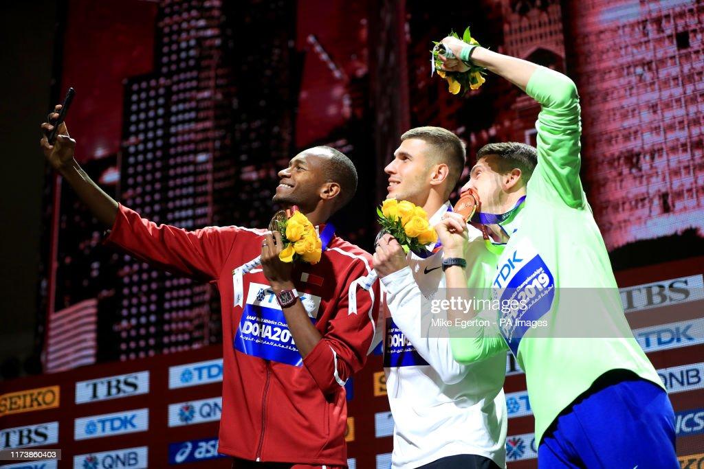 IAAF World Athletics Championships 2019 - Day Nine - Khalifa International Stadium : News Photo