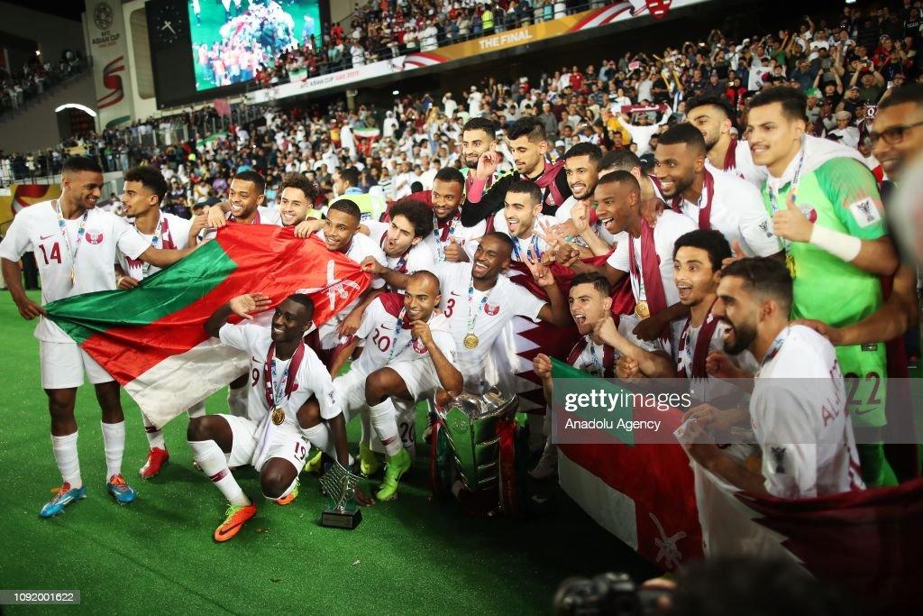 Japan v Qatar - AFC Asian Cup Final : ニュース写真