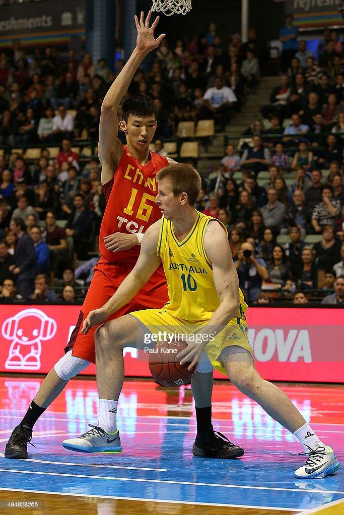 2014 Sino-Australia Challenge - Australia v China : News Photo