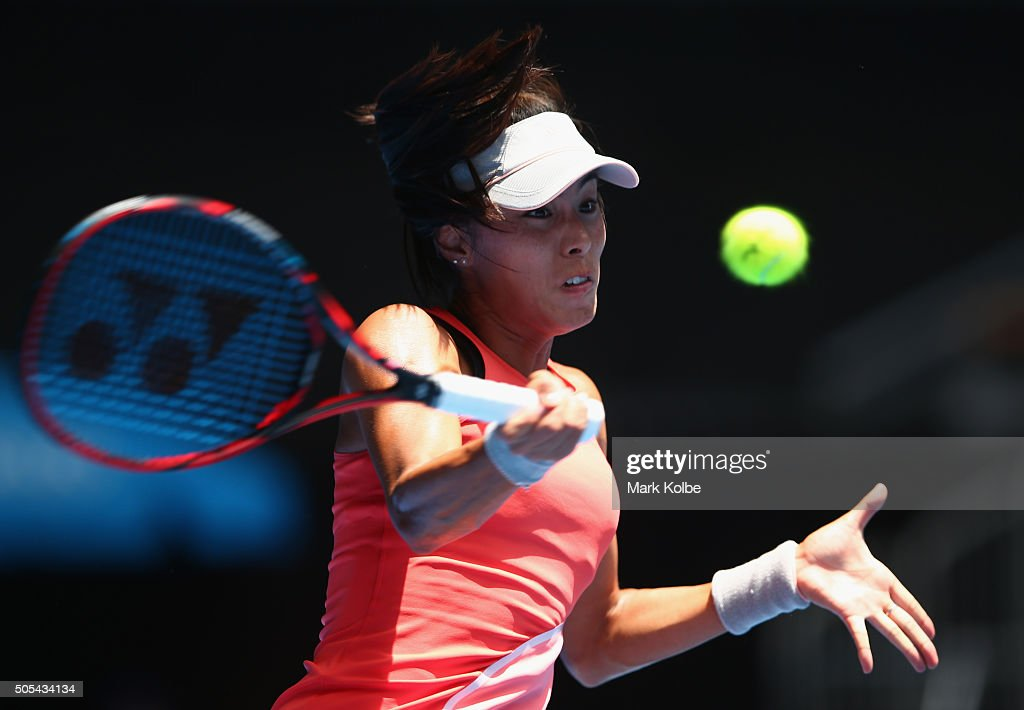 2016 Australian Open - Day 1 : News Photo