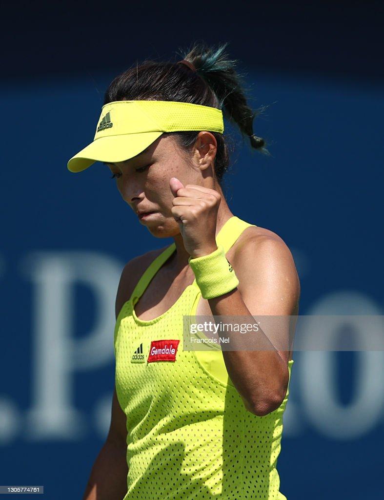 Dubai Duty Free Tennis - Day One : News Photo