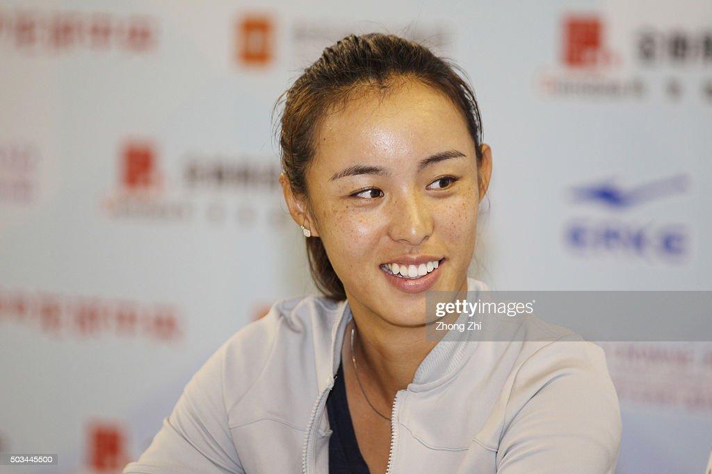 2016 WTA Shenzhen Open - Day 3