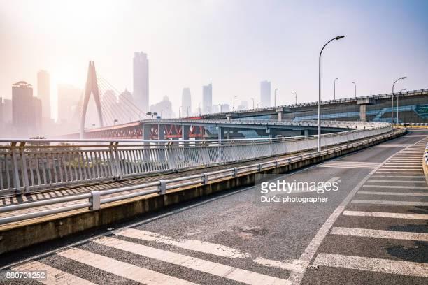 Qiansimen Bridge in chongqing china