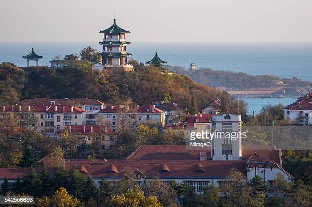 Qingdao Cityscape Day Scenery