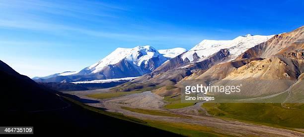 Qinghai landscape