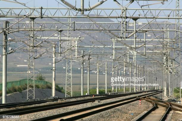 Qinhuangdoa Ð Jinzhou line China Railways September 2005