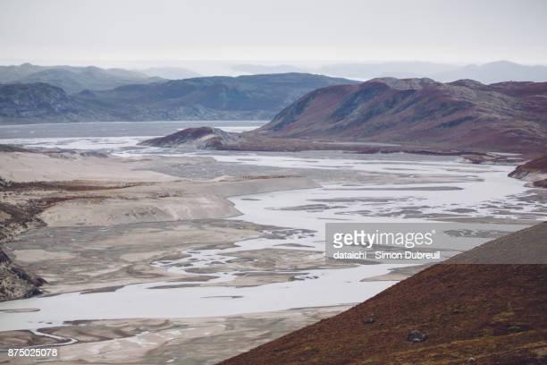 Qinnguata Kuussua river - Kangerlussuaq