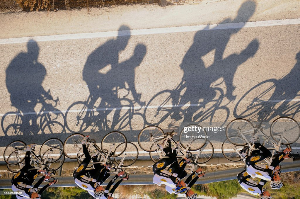 Cycling : Team Topsport Vlaanderen-Mercator 2009 : News Photo