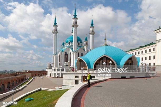 Qolärif Mosque in Kazan Kremlin