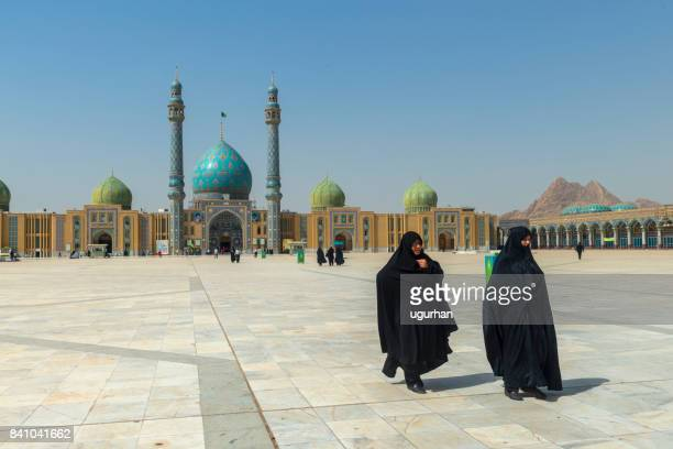 qom- iran - iran stock photos and pictures