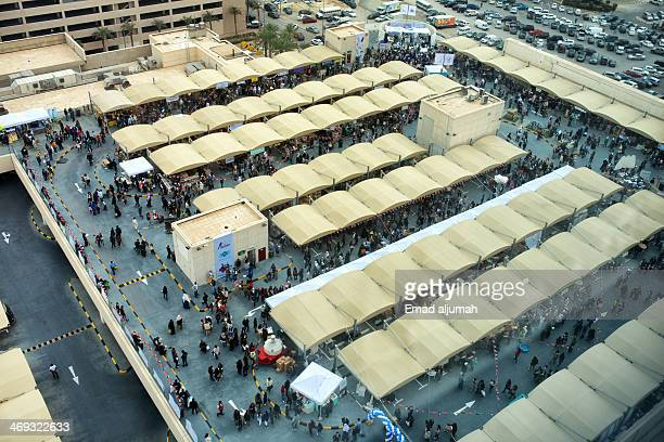 Qout Market, the first farmers market in Kuwait, that is held on the first Saturday of every month at the roof of Araya parking lot.
