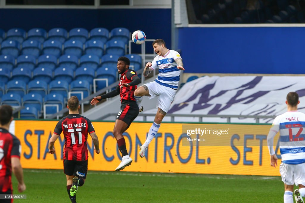Queens Park Rangers v AFC Bournemouth - Sky Bet Championship : News Photo