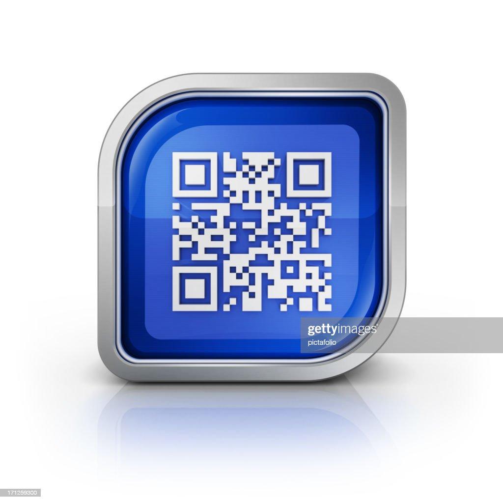 Icône de code qr : Photo