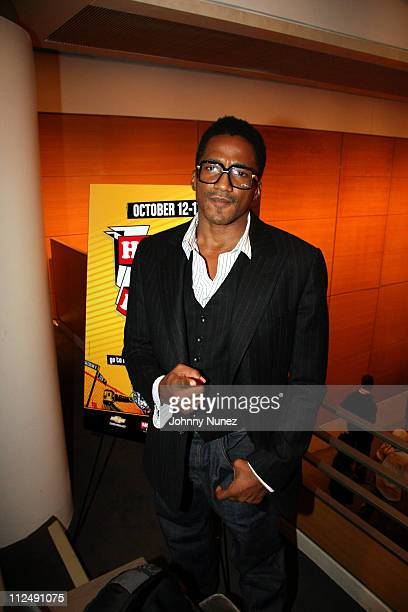 QTip during VH1 Screening of The Hip Hop Project at Brooklyn Museum of Art in Brooklyn New York United States