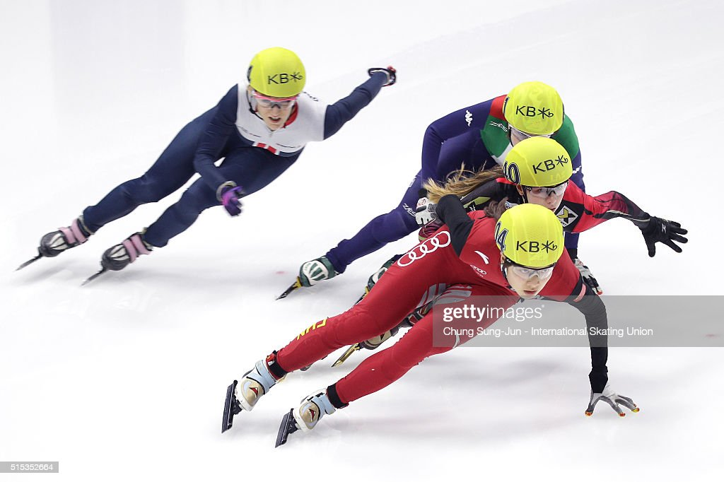 ISU World Short Track Speed Skating Championships 2016 - Day 3