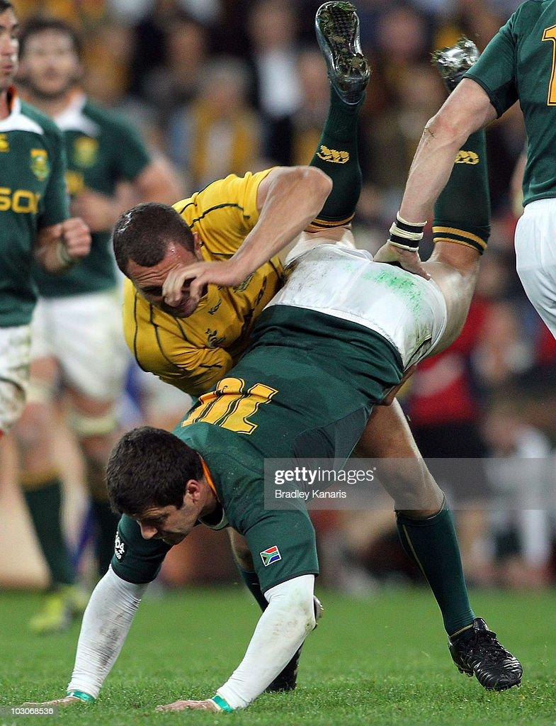 Tri-Nations - Australia v South Africa