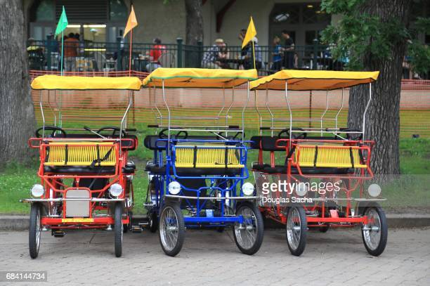 Quadracycles for rent