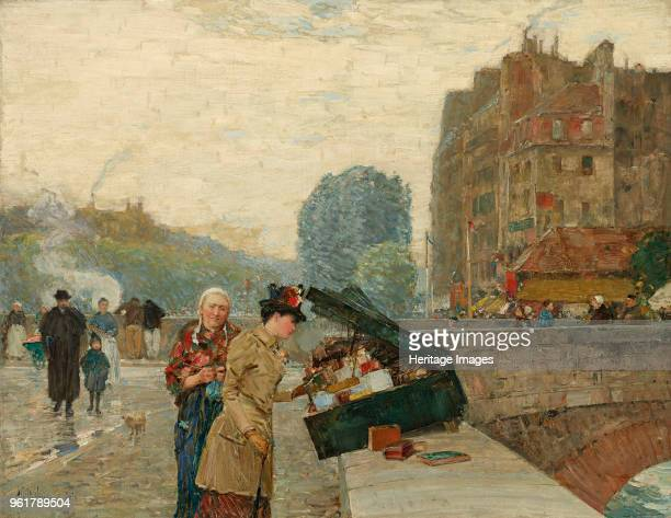 Quai SaintMichel 1888 Private Collection
