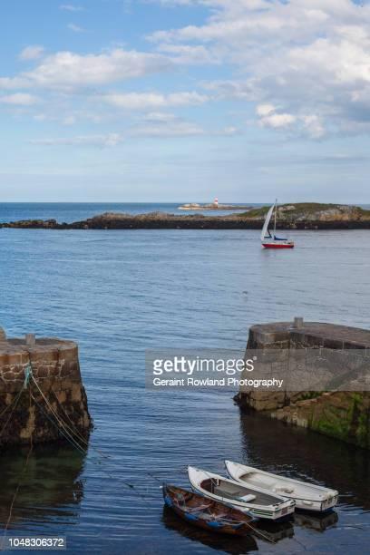 Quaint Harbour, Ireland