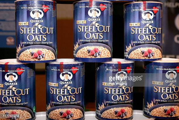 Quaker Oats at the Premiere Film & Music Lounge during 2006 Sundance Film Festival - Premiere Film & Music Lounge - Inside - Day 3 at Sundance Film...